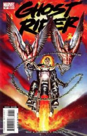 Ghost Rider #17 (2008) Marvel comic book